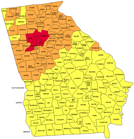 Radon Maps